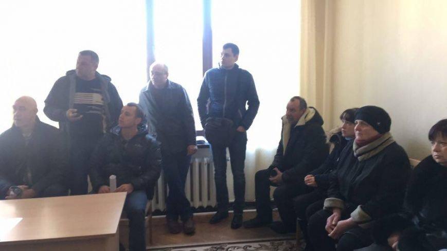Митингующим предпринимателям сообщили дату начала торговли салом на криворожских рынках (ФОТО), фото-7