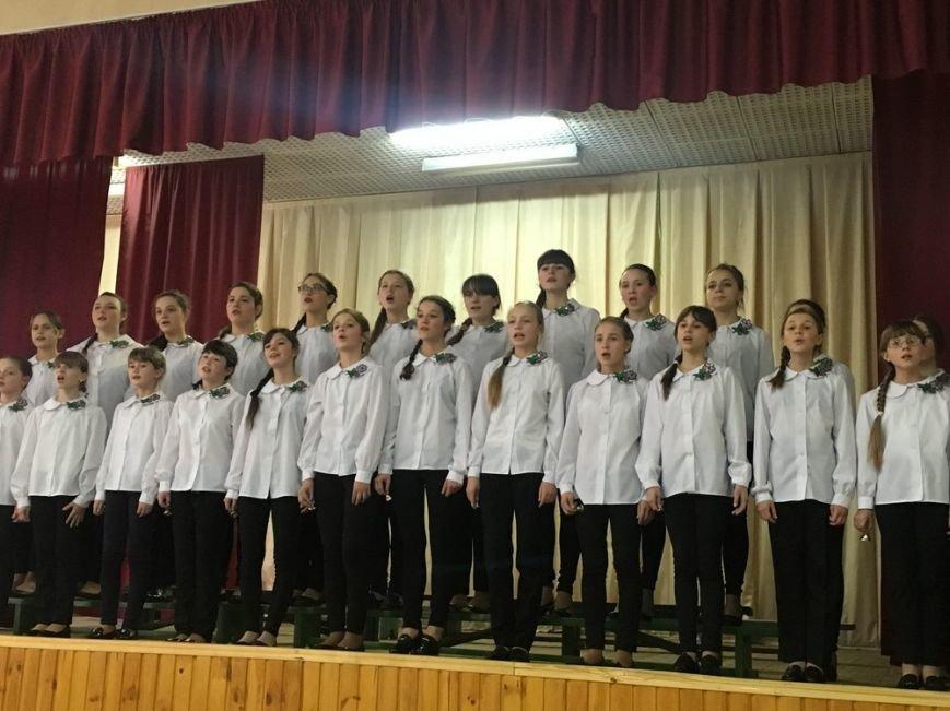 """Міський конкурс хорових колективів """"Співає юність Поділля"""", фото-3"""