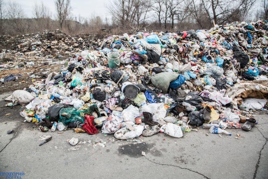 """Полтавщину """"засипало"""" львівським сміттям: нові сміттєві """"гори"""" знайшли у Горішніх Плавнях, фото-1"""