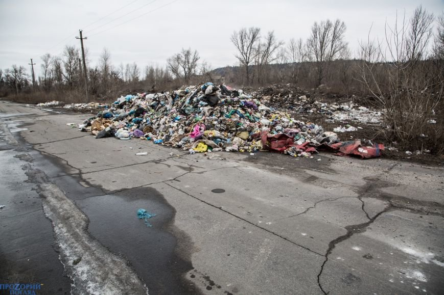 """Полтавщину """"засипало"""" львівським сміттям: нові сміттєві """"гори"""" знайшли у Горішніх Плавнях, фото-4"""