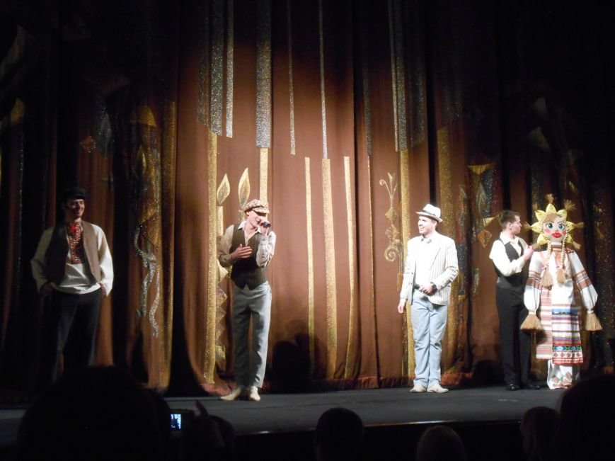 В каменском театре отпраздновали Масленицу по-одесски, фото-2