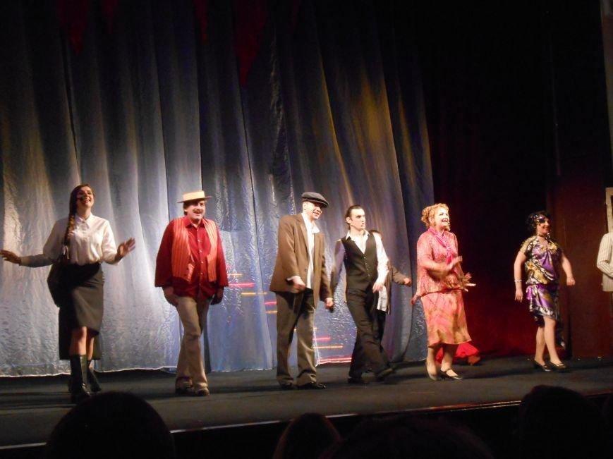 В каменском театре отпраздновали Масленицу по-одесски, фото-3