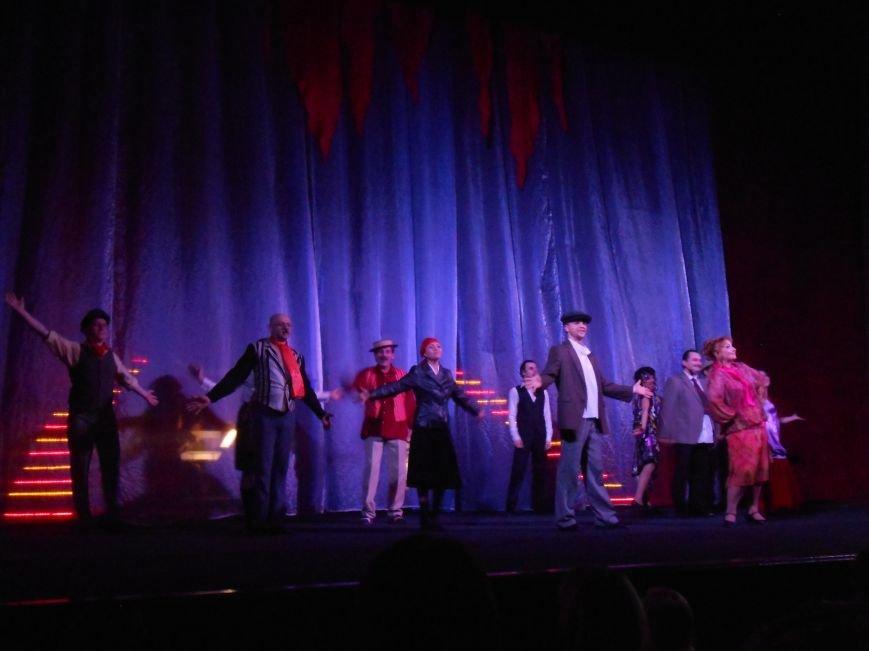 В каменском театре отпраздновали Масленицу по-одесски, фото-4