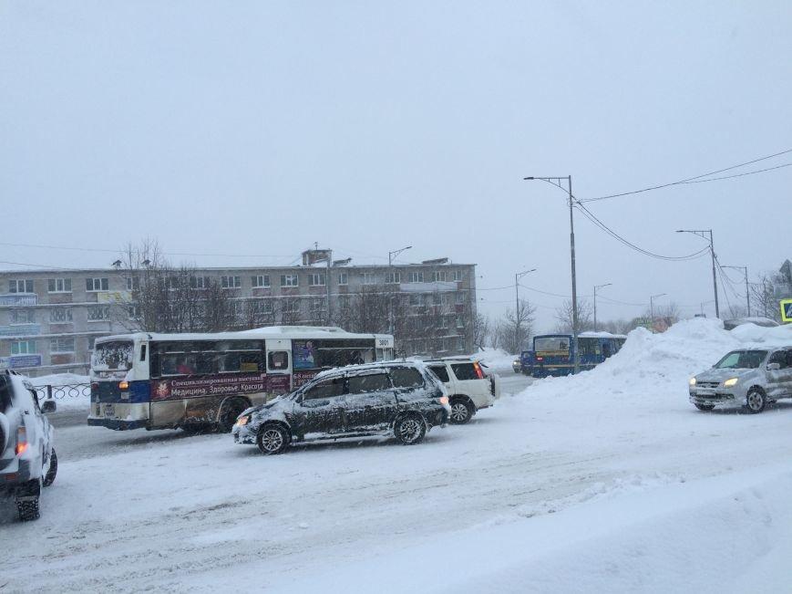 Мэрия: в Петропавловске не нарушено автобусное сообщение, фото-1