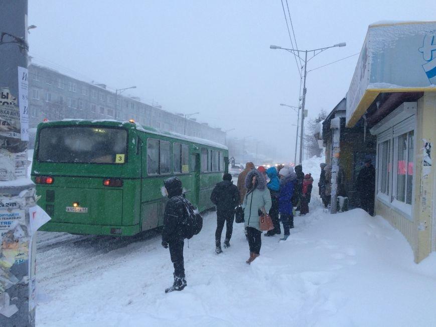 Мэрия: в Петропавловске не нарушено автобусное сообщение, фото-4