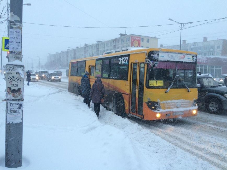 Мэрия: в Петропавловске не нарушено автобусное сообщение, фото-3