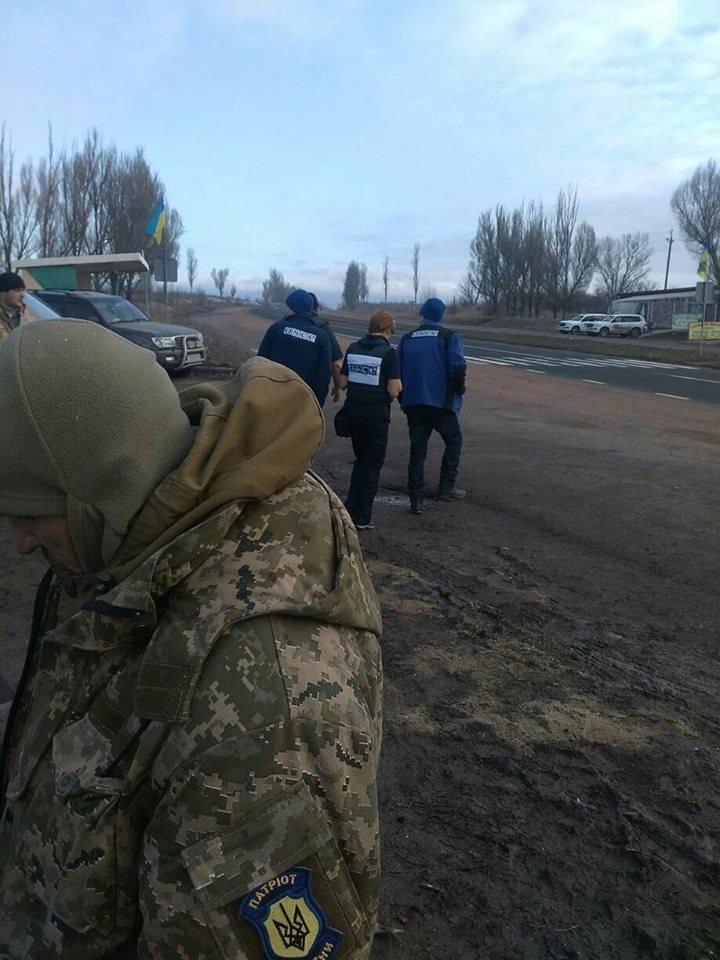 """Криворожане на редуте """"Соловейко"""": Мужчина должен быть там, где полезен своей стране и семье (ФОТО), фото-1"""