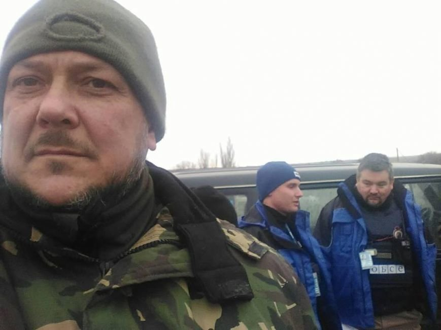 """Криворожане на редуте """"Соловейко"""": Мужчина должен быть там, где полезен своей стране и семье (ФОТО), фото-2"""