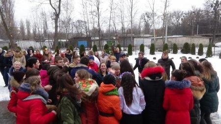 Як святкували масляну у Новоград-Волинському медичному коледжі (ФОТО), фото-5