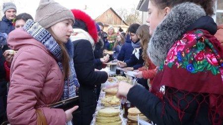 Як святкували масляну у Новоград-Волинському медичному коледжі (ФОТО), фото-3