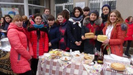 Як святкували масляну у Новоград-Волинському медичному коледжі (ФОТО), фото-2
