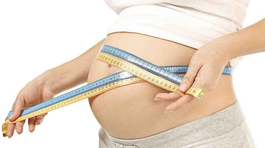 причины роста живота при беременности