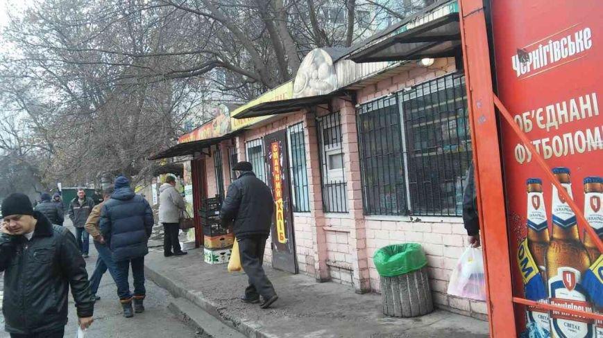«Смачний хліб» в Каменском снова попался на продаже незаконного алкоголя, фото-1