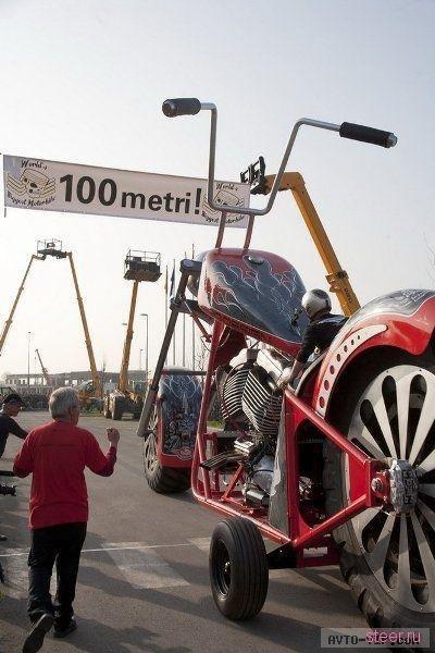 Самый большой мотоцикл в мире, фото-1
