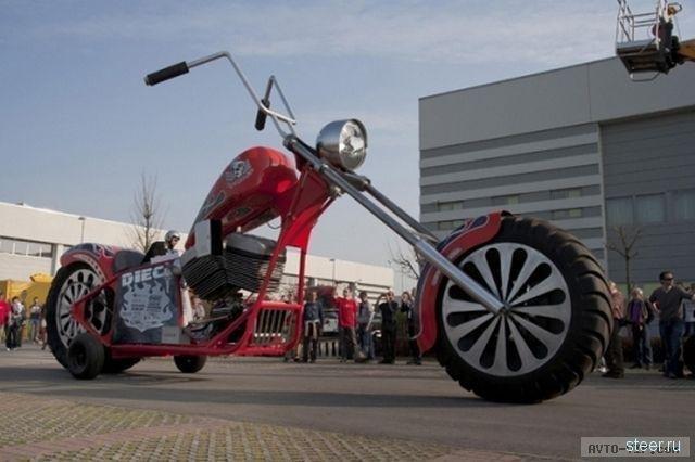 Самый большой мотоцикл в мире, фото-3