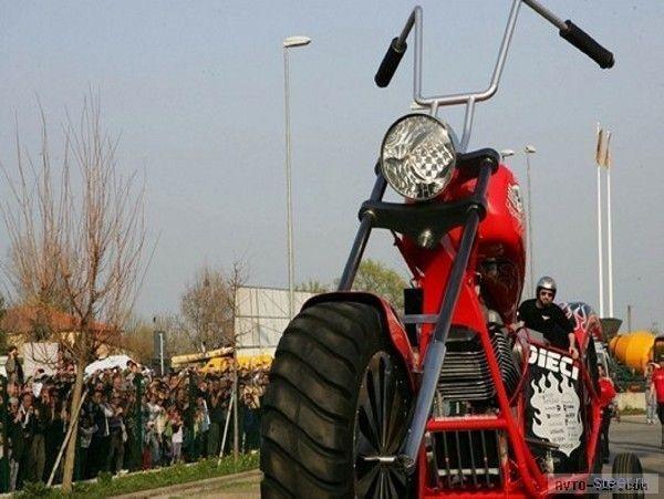 Самый большой мотоцикл в мире, фото-2