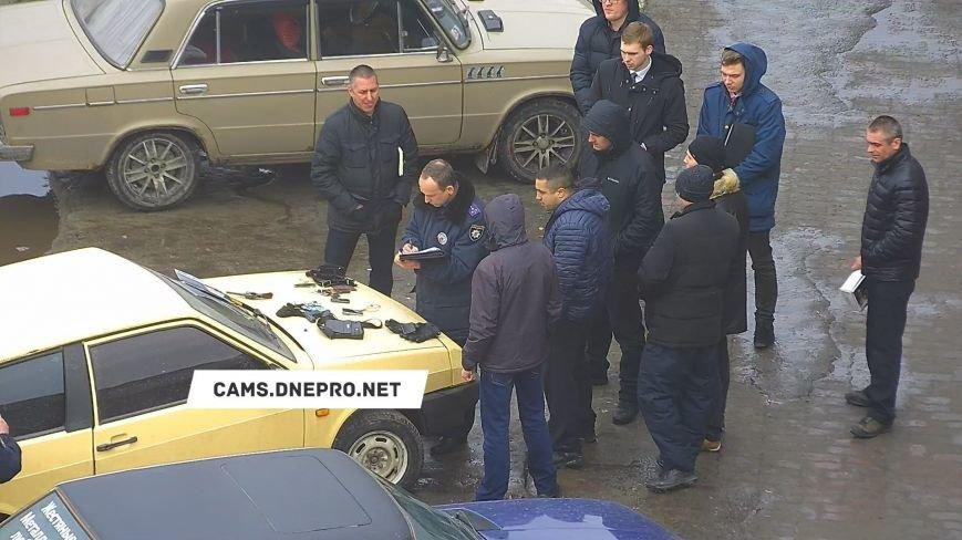 В полиции прокомментировали изъятие оружия в центре Каменского, фото-2