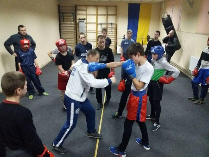 На Херсонщине стартовала подготовка к региональному чемпионату Украины по боксу (фото), фото-2