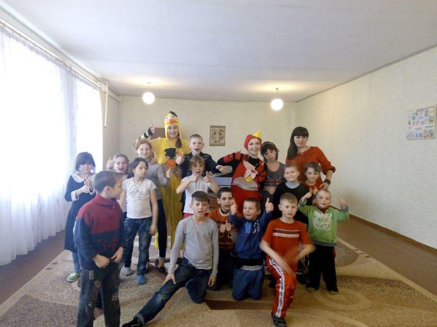 Неравнодушные мелитопольцы помогли детям раскрыть себя, фото-1
