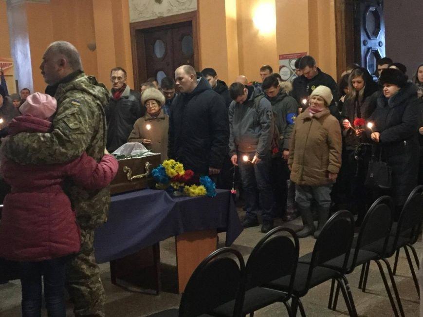 Славянск попрощался с 20-летним Героем АТО, фото-4