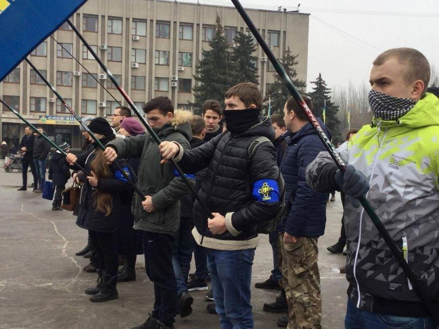 Славянск попрощался с 20-летним Героем АТО, фото-7