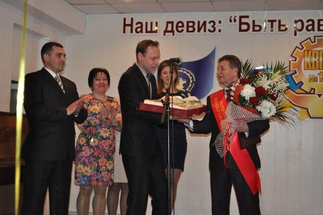 Почетного гражданина Краматорска поздравили с юбилеем, фото-2