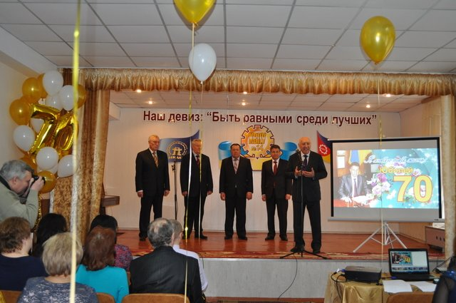 Почетного гражданина Краматорска поздравили с юбилеем, фото-1