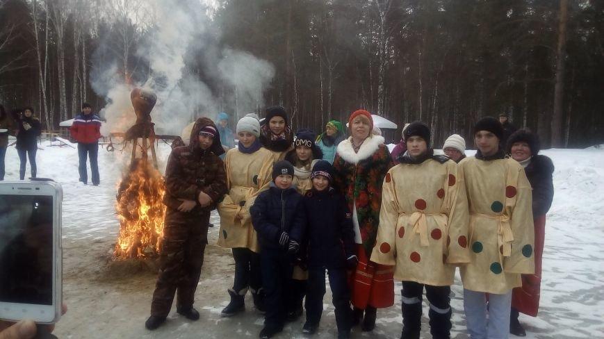 Курганово весело провело праздники, фото-6