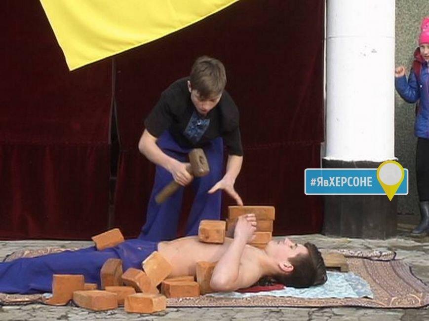 Жители Херсонщины установили рекорд Украины (фото), фото-2