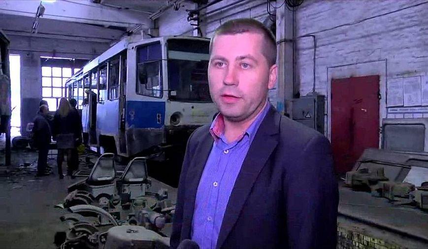 На каменском КП «Трамвай» организовали хищение бюджетных средств, фото-1