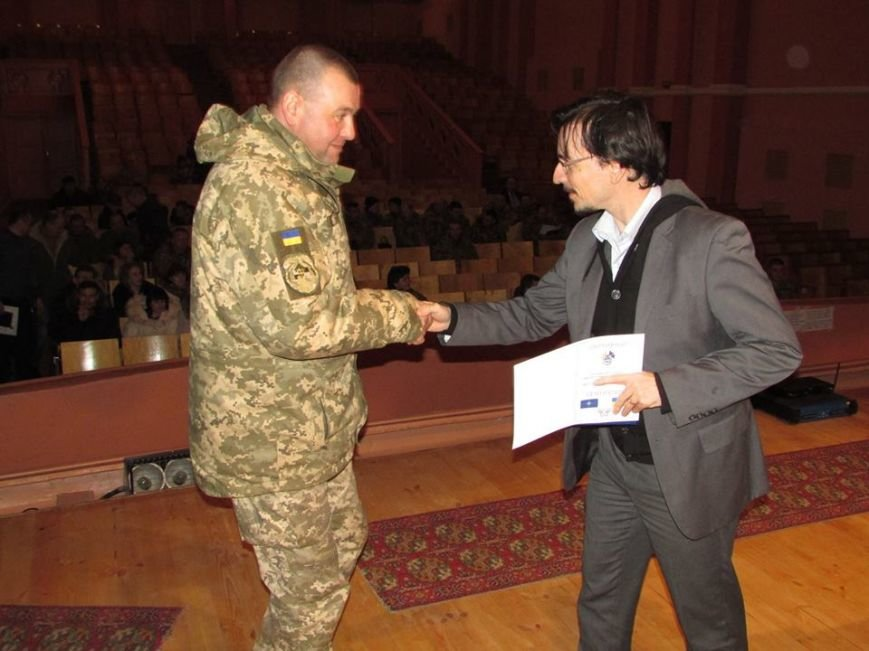 У Новограді-Волинському відбувся випуск військовослужбовців професійного навчання за програмою НАТО-Україна, фото-6