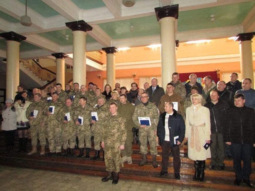 У Новограді-Волинському відбувся випуск військовослужбовців професійного навчання за програмою НАТО-Україна, фото-4