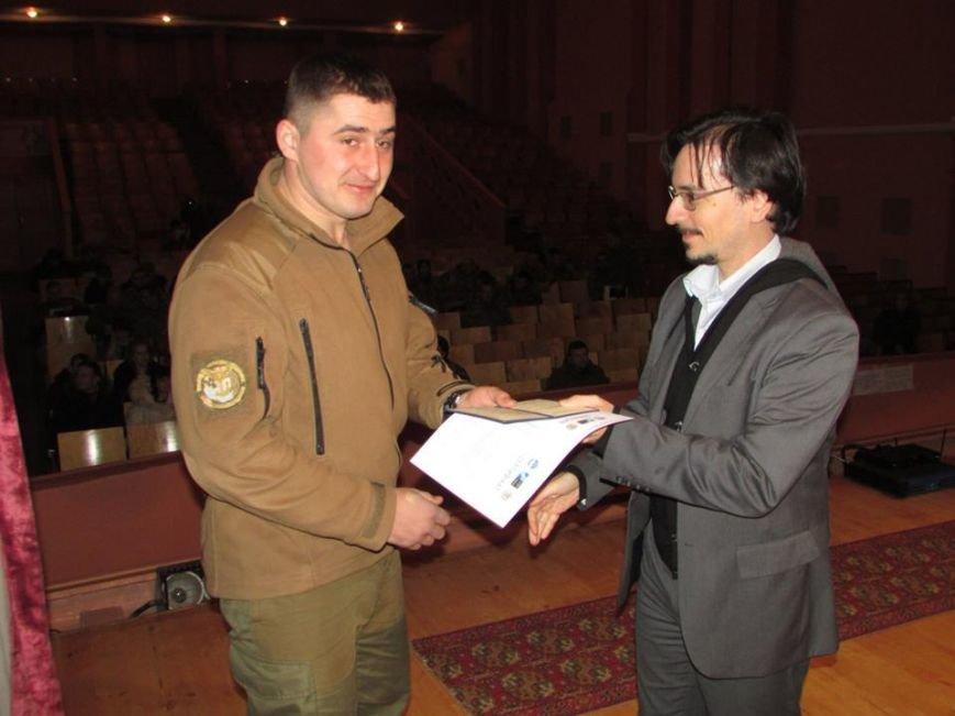 У Новограді-Волинському відбувся випуск військовослужбовців професійного навчання за програмою НАТО-Україна, фото-5