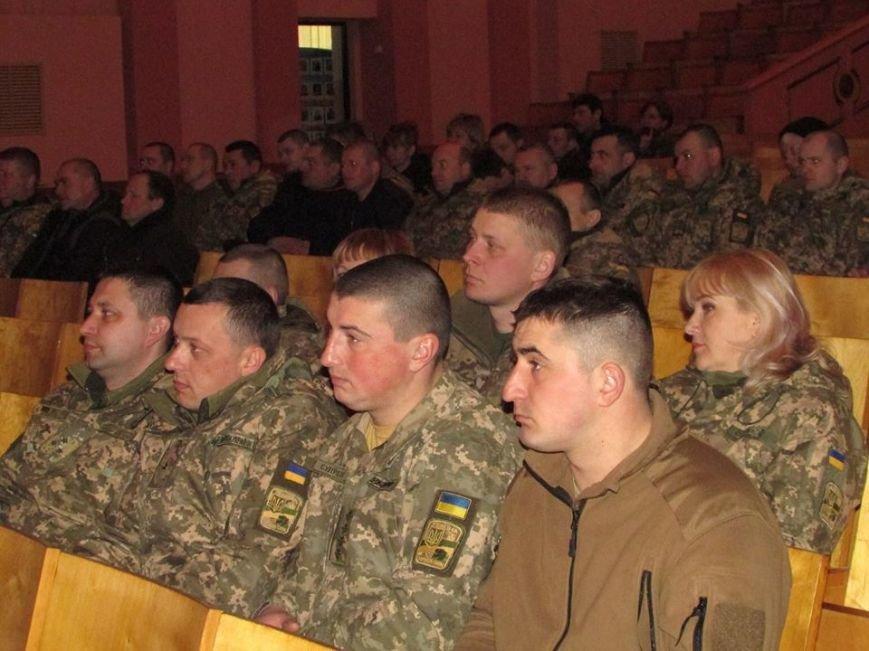 У Новограді-Волинському відбувся випуск військовослужбовців професійного навчання за програмою НАТО-Україна, фото-7