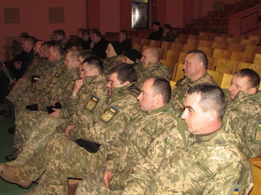 У Новограді-Волинському відбувся випуск військовослужбовців професійного навчання за програмою НАТО-Україна, фото-3
