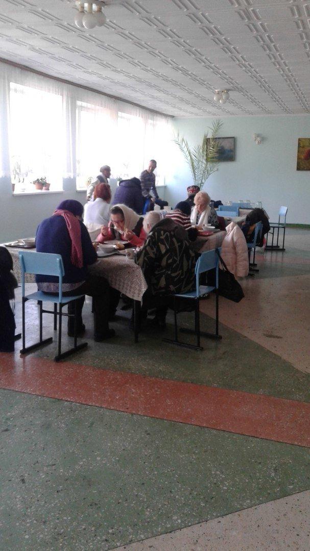Для малообеспеченных жителей Черноморска организованы бесплатные обеды, фото-1