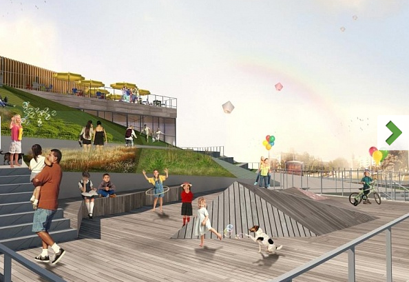 «Висячие сады» предлагают построить вместо многоэтажки на пл.Ленина в Ростове, фото-4