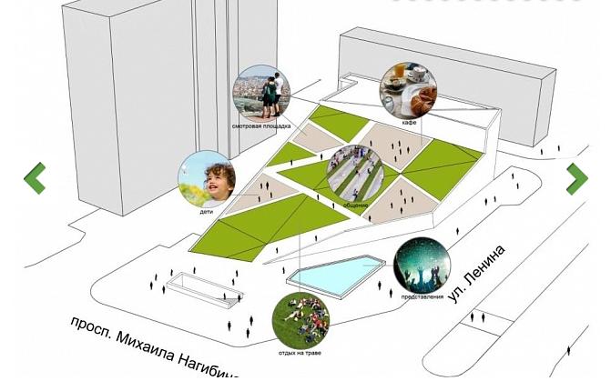 «Висячие сады» предлагают построить вместо многоэтажки на пл.Ленина в Ростове, фото-5