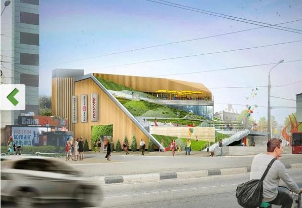 «Висячие сады» предлагают построить вместо многоэтажки на пл.Ленина в Ростове, фото-3