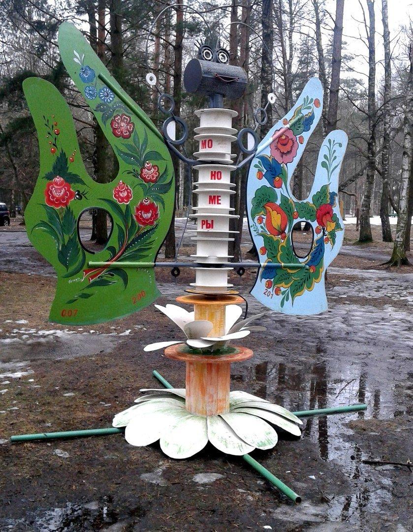 В парке Новополоцка появилось «обыкновенное чудо». ФОТОФАКТ, фото-1