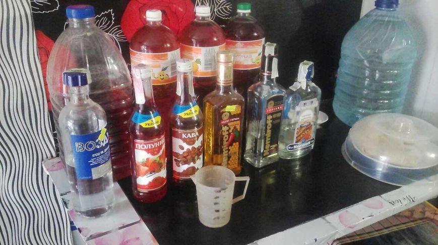 Полиция Каменского изымала алкоголь, фото-3