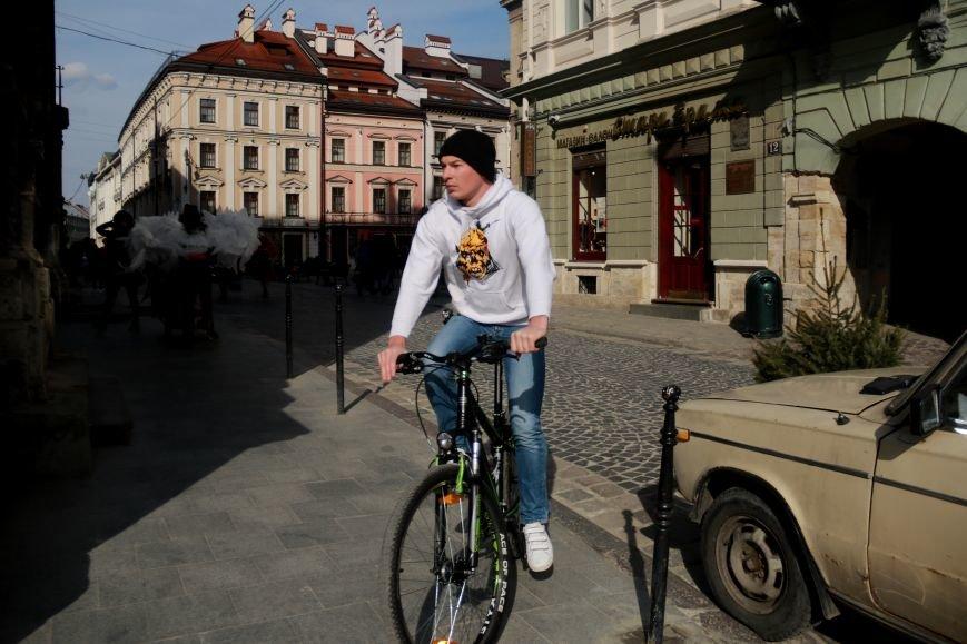 Як виглядав Львів в останній день зими: фоторепортаж, фото-5