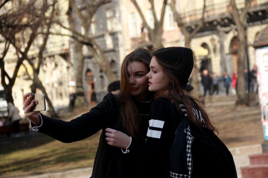 Як виглядав Львів в останній день зими: фоторепортаж, фото-9