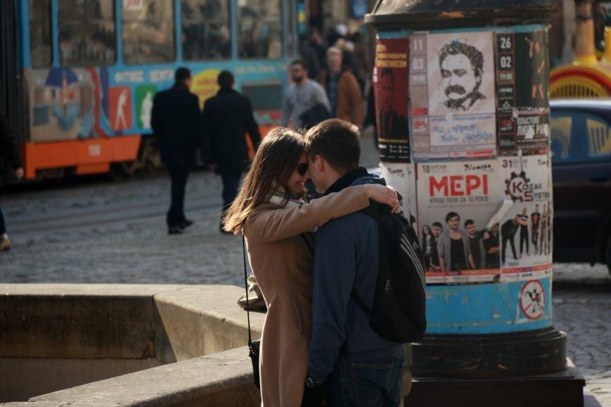 Як виглядав Львів в останній день зими: фоторепортаж, фото-11