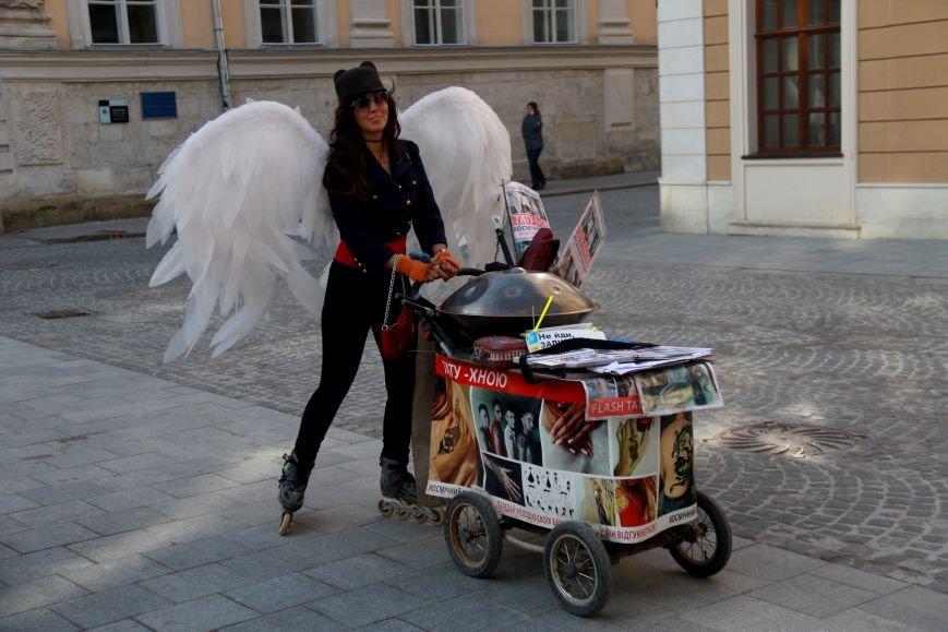 Як виглядав Львів в останній день зими: фоторепортаж, фото-6