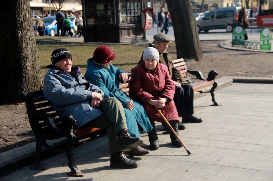 Як виглядав Львів в останній день зими: фоторепортаж, фото-4