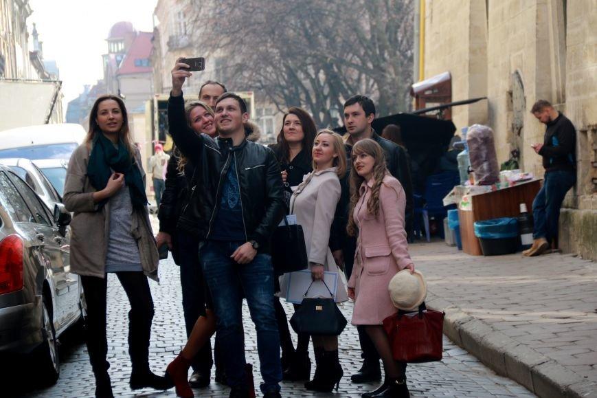 Як виглядав Львів в останній день зими: фоторепортаж, фото-14