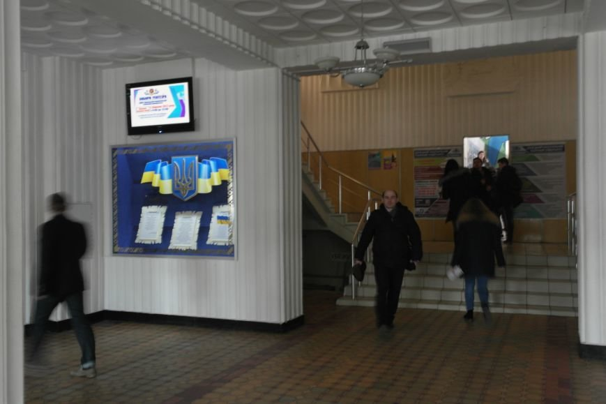 В Покровске в ДонНТУ прошли выборы ректора, фото-2