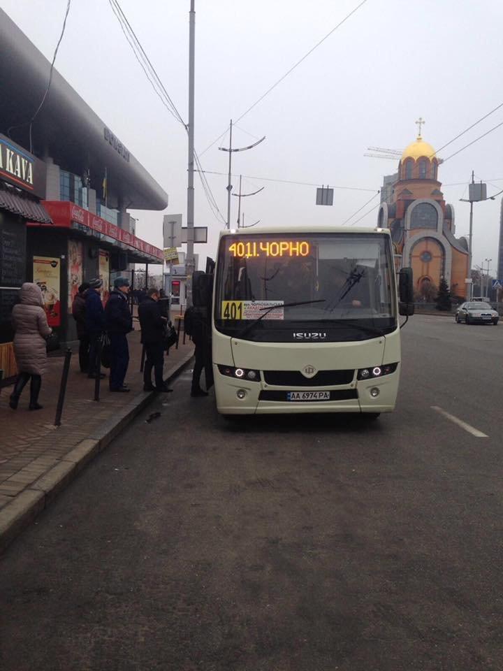 В Киеве появились новые автобусы (ФОТО), фото-2