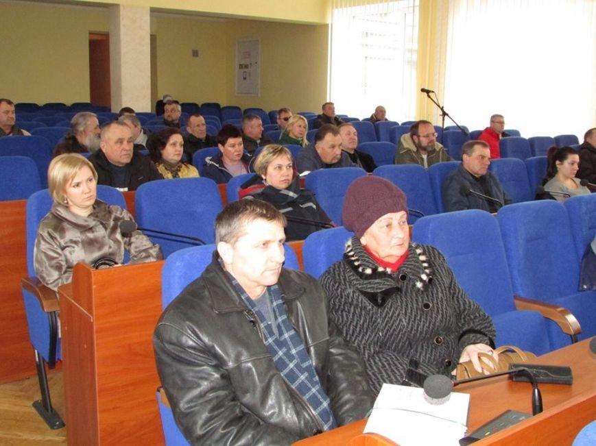 У Новограді-Волинському відбулася нарада з питань підприємницької діяльності, фото-1